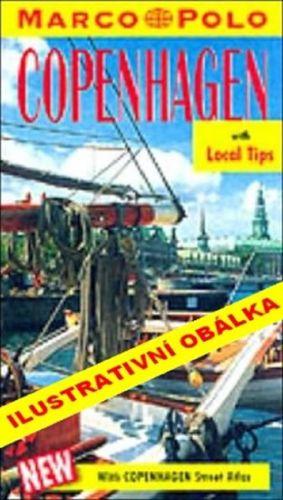 Kodaň/cestovní průvodce s mapou MD cena od 107 Kč