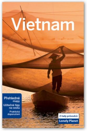 Vietnam - Lonely Planet cena od 456 Kč