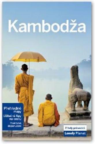 Greg Bloom, Nick Ray: Kambodža - Lonely Planet cena od 410 Kč