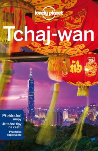 XXL obrazek Robert Kelly, Chung Wah Chow: Tchaj-wan - Lonely Planet