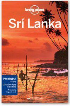 Srí Lanka - Lonely Planet cena od 392 Kč