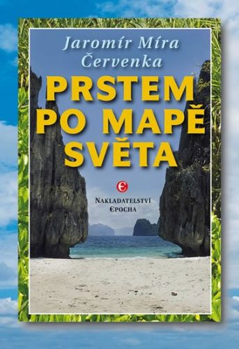 Jaromír Červenka: Prstem po mapě světa cena od 139 Kč