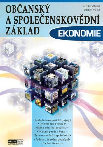 Jaroslav Zlámal: Občanský a společenskovědní základ - Ekonomie: Cvičebnice - Řešení cena od 134 Kč