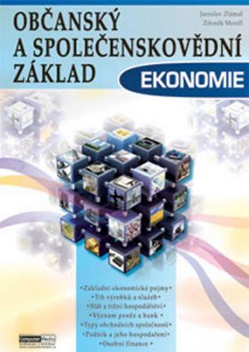 Jaroslav Zlámal: Ekonomie ZSV - Cvičebnice - Zadání cena od 110 Kč