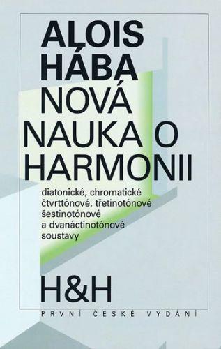 Hába Alois: Nová nauka o harmonii cena od 324 Kč