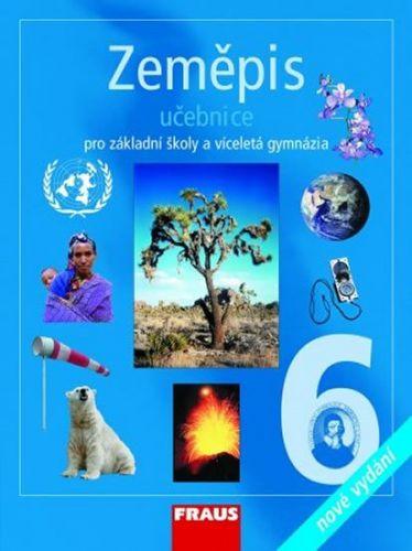 Zeměpis 6 - učebnice cena od 138 Kč