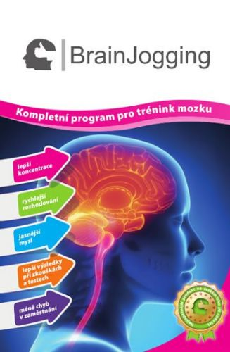 Kompletní program pro trénink mozku cena od 673 Kč