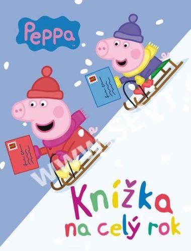Peppa - Knížka na celý rok cena od 219 Kč