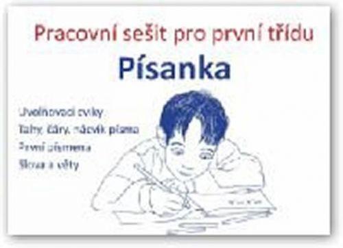 Písanka - Velký pracovní sešit pro první třídu cena od 75 Kč