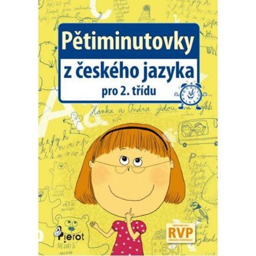 Petr Šulc, Jitka Petrová: Pětiminutovky z ČJ pro 2. třídu cena od 45 Kč