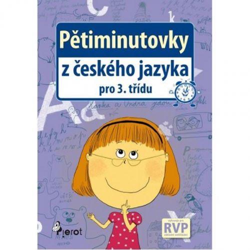 Petr Šulc, Jitka Petrová: Pětiminutovky z ČJ pro 3. třídu cena od 52 Kč