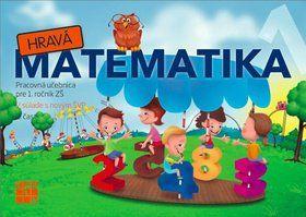 TAKTIK Hravá Matematika 1 Pracovná učebnica pre 1. ročník ZŠ 2. časť cena od 67 Kč