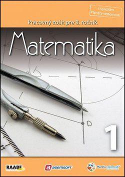 Raabe Matematika Pracovný zošit pre 8. ročník 1 cena od 122 Kč