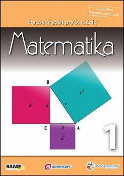 Raabe Matematika Pracovný zošit pre 9. ročník 1 cena od 122 Kč