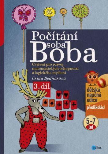 Jiřina Bednářová: Počítání soba Boba - 3. díl cena od 87 Kč