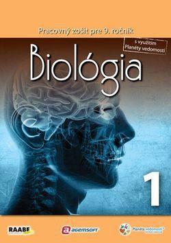 Raabe Biológia Pracovný zošit pre 9. ročník 1 cena od 155 Kč