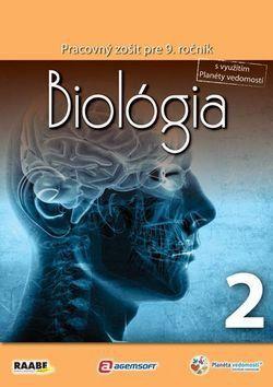 Raabe Biológia Pracovný zošit pre 9. ročník 2 cena od 143 Kč