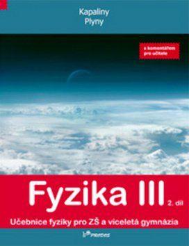 Lukáš Richterek, Renata Holubová: Fyzika III 2. díl s komentářem pro učitele cena od 129 Kč