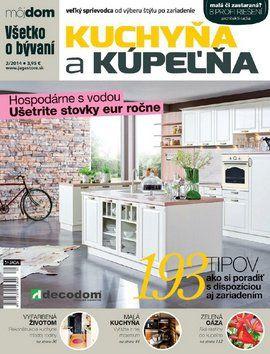 Jaga group Kuchyňa a kúpelňa Všetko o bývaní cena od 77 Kč