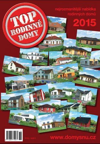 TOP Rodinné domy 2015 cena od 63 Kč