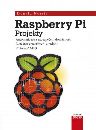 Eben Upton, Gareth Halfacree: Raspberry Pi cena od 281 Kč