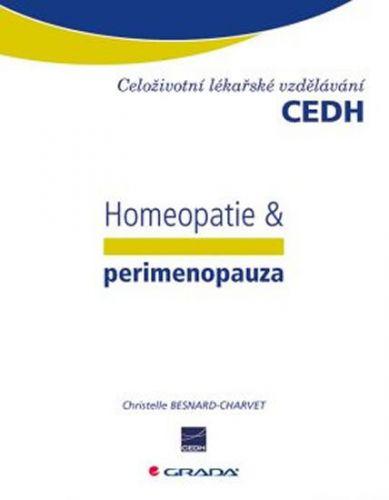 Christelle Charvet Besnard: Homeopatie & perimenopauza cena od 193 Kč