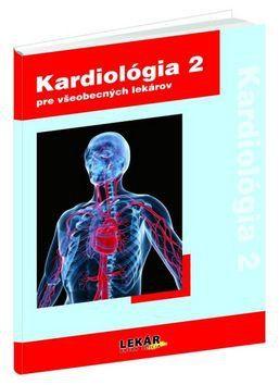 Ján Gajdošík, Andrej Dukát: Kardiológia 2 cena od 547 Kč