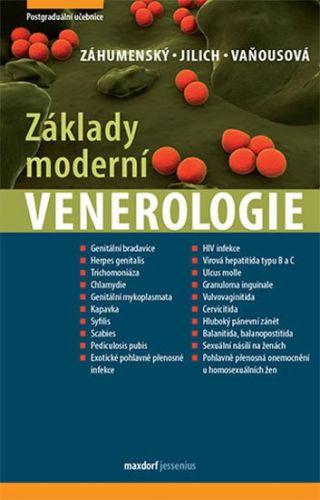 Základy moderní venerologie cena od 192 Kč
