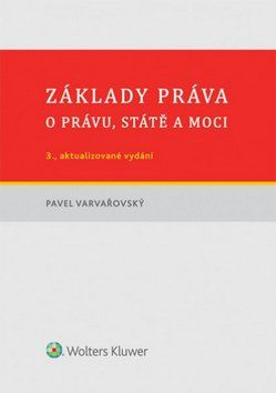 Pavel Varvařovský: Základy práva cena od 384 Kč