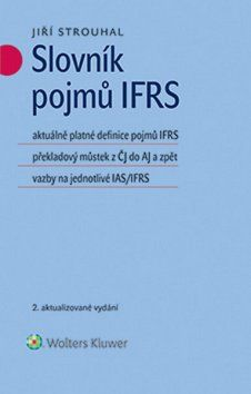 Jiří Strouhal: Slovník pojmů IFRS cena od 205 Kč