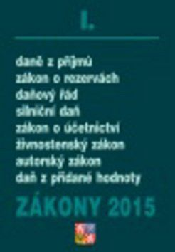 Poradce Zákony 2015 I. cena od 102 Kč