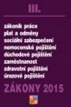 Poradce Zákony 2015 III. cena od 143 Kč
