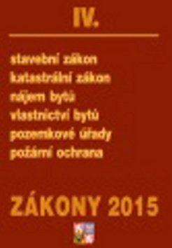 Poradce Zákony 2015 IV. cena od 143 Kč