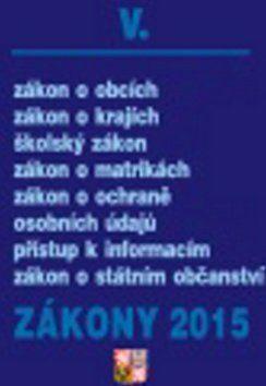 Poradce Zákony 2015 V. cena od 143 Kč