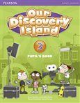 Anne Feunteun, Debbie Peters: Our Discovery Island 3 Pupil´s Book with Online Access cena od 213 Kč