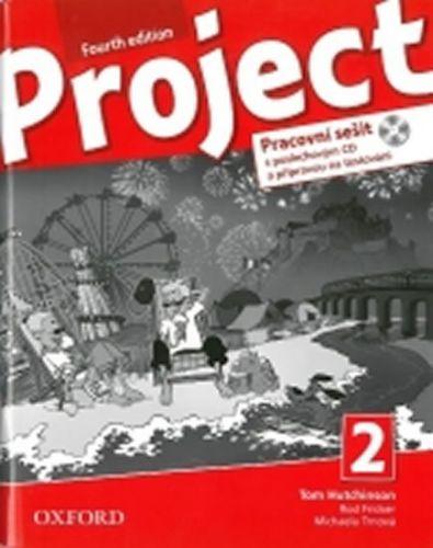 T. Hutchinson, R. Fricker, M. Trnová: Project Fourth Edition 2 Pracovní sešit s poslechovým CD a přípravou na testování cena od 199 Kč