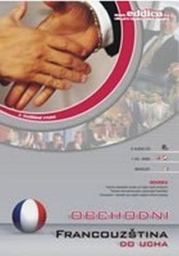 CD Obchodní francouzština do ucha cena od 325 Kč