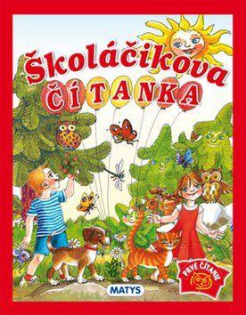 Sibyla Mislovičová: Školáčikova čítanka cena od 64 Kč