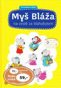 Vendula Hegerová: Myš Bláža cena od 34 Kč
