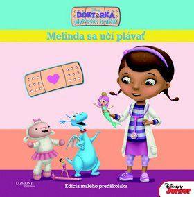 EGMONT Doktorka plyšových hračiek Melinda sa učí plávať cena od 120 Kč