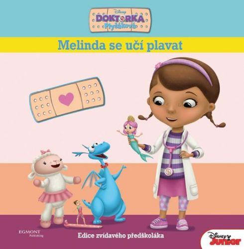 Higginson Sheila S.: Doktorka Plyšáková - Melinda se učí plavat (Edice zvídavého předškoláka) cena od 108 Kč