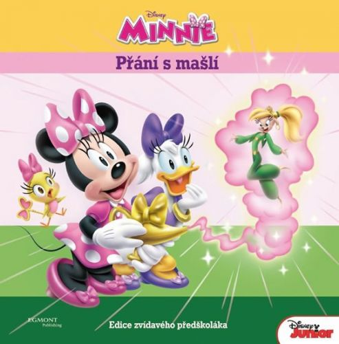 Walt Disney: Minnie - Přání s mašlí cena od 108 Kč