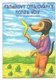 Honza Volf: Fandíkovy omalovánky cena od 27 Kč