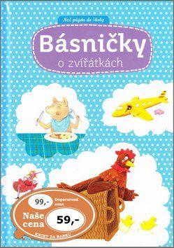 Lenka Vybíralová: Básničky o zvířátkách cena od 34 Kč