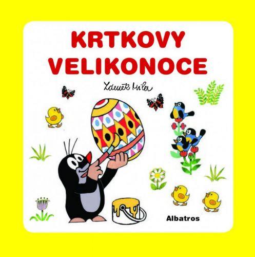 Zdeněk Miler: Krtkovy Velikonoce cena od 53 Kč
