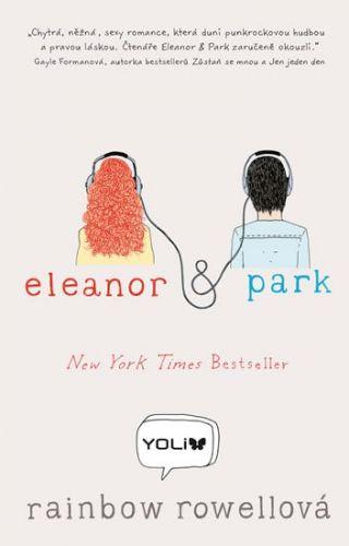 Rainbow Rowellová: Eleanor a Park cena od 223 Kč
