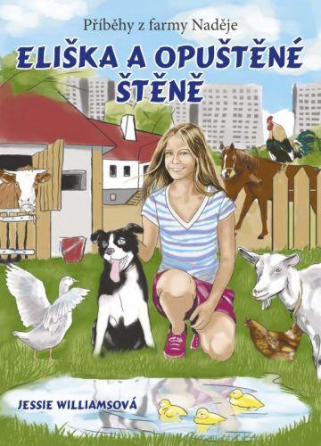 Jessie Williams: Eliška a opuštěné štěně cena od 101 Kč