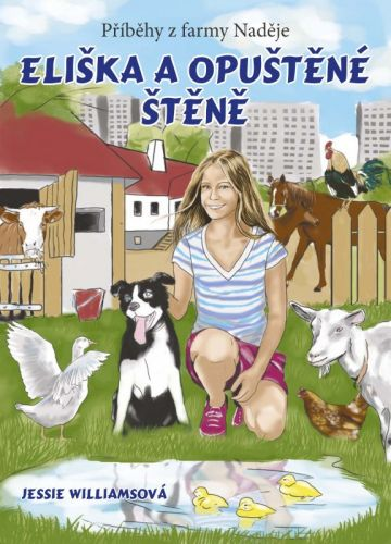 Jessie Williamsová, Tereza Samiecová: Eliška a opuštěné štěně cena od 116 Kč