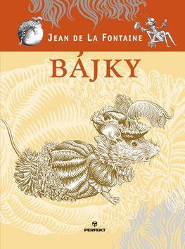 Jean de La Fontaine: Bájky cena od 80 Kč