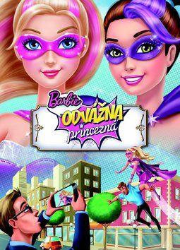 EGMONT Barbie Odvážna princezná Filmový príbeh cena od 193 Kč